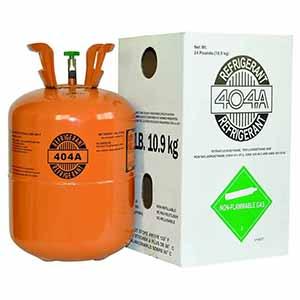 GAS REFRIGERANTE R-404A (10,9KG)